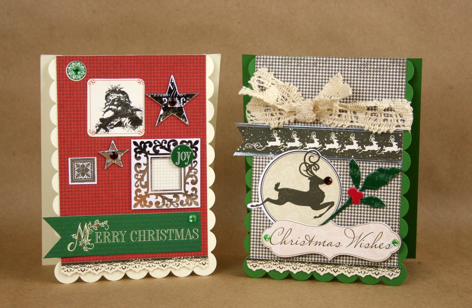 never too early for making christmas cards - Current Christmas Cards