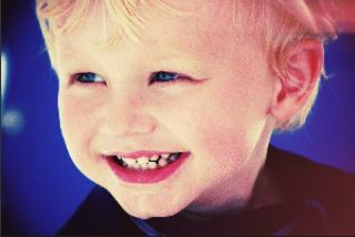 Britten Daniel - Age 3