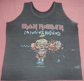 Iron Maiden Singlet 88'