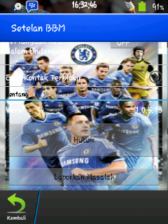 Download BBM Mod Chelsea