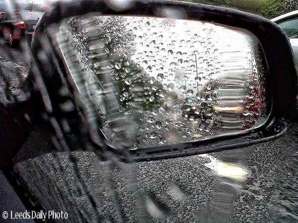 Rain Wing Mirror