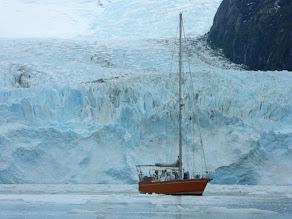 Ahora en los canales chilenos, Patagonia
