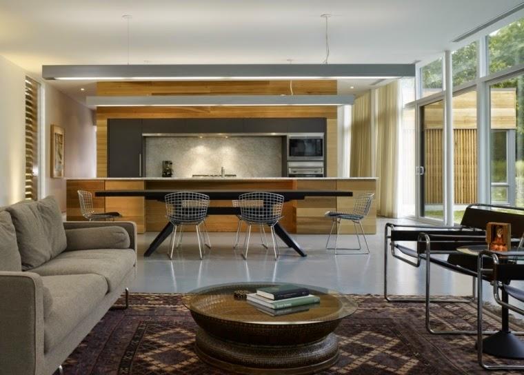 Дизайн вітальні в будинку