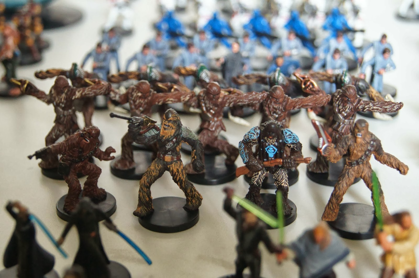 keiths tabletop gaming painting blog army focus star