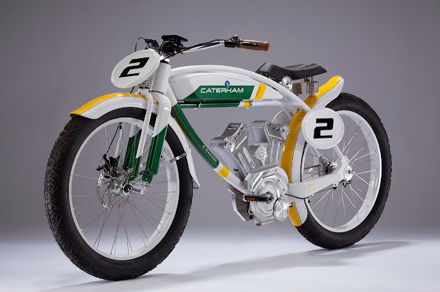 Caterham Bikes Classic E-Bike