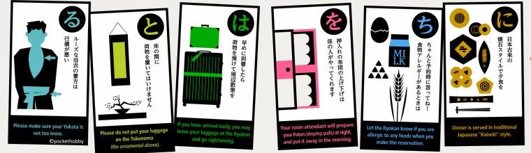 Pocket Hobby - www.pockethobby.com - #HobbyTrip - Ryokan - Hospedaria Tradicional Japonesa - Regras 2