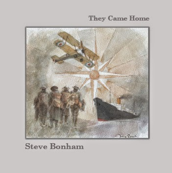 Steve Bonham new single They Came Home