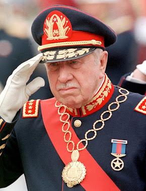 Augusto Pinochet...