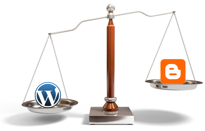 blogger better than wordpress