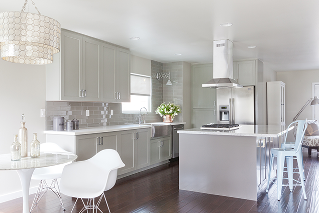 Cast Your Eyes Over These 2 Lovely Kitchens And Bathrooms I Shot For Shelby Wood At