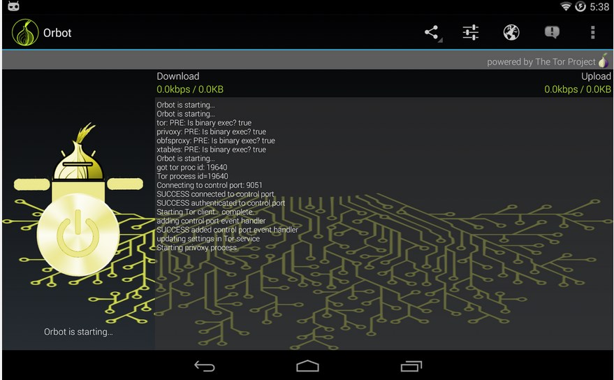 Proxy with Tor 14.0.6 APK for Android