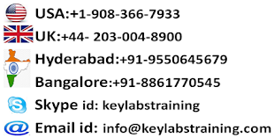 Keylabs Training Contact Info.