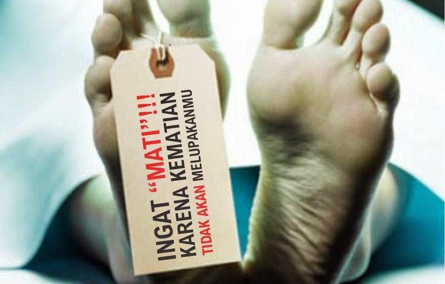 ciri ciri orang mau meninggal