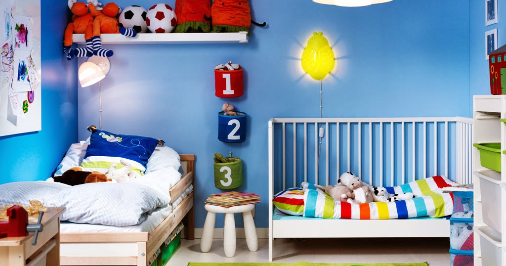 4 ide dekorasi untuk kamar tidur anak laki laki