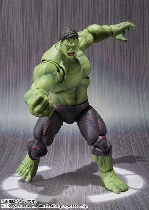 action figure hulk the avengers