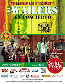 THE WAILERS (ex banda de Bob Marley)  & I AND I
