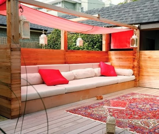 Wood Patio Furniture Make Your Backyard Beautiful | My Modern Outdoor ...