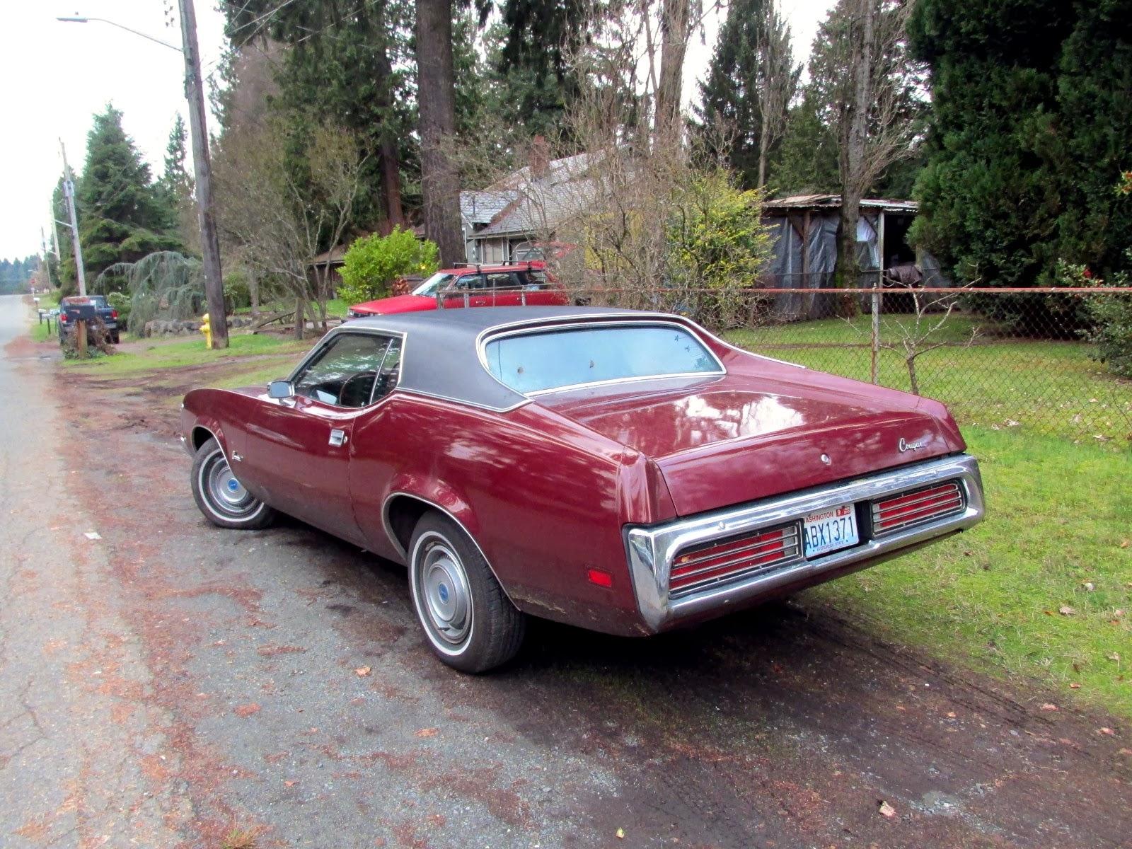 Seattle 39 S Classics 1971 Mercury Cougar