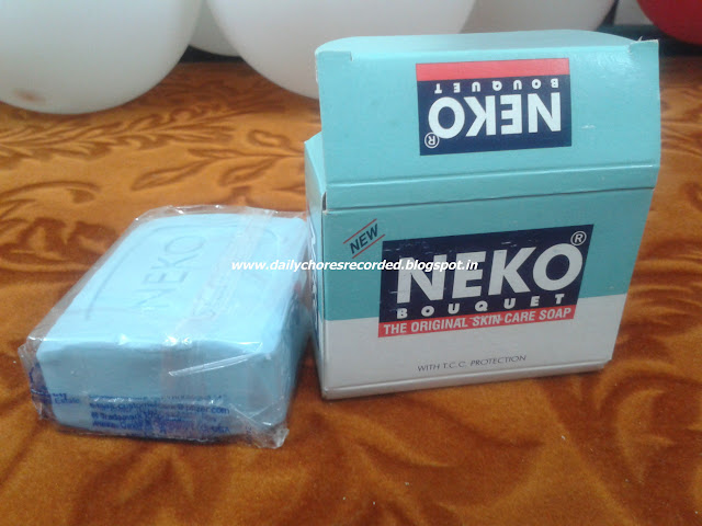 Neko Bouquet The original skin care soap