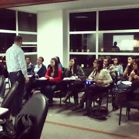 Red de estudiantes de psicología humanista-existencial. Colombia