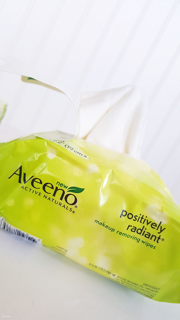 It's serious business making sure your skin looks and feels nice, that's why I use AVEENO® POSITIVELY RADIANT® products to get the glow I've always wanted...