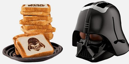 Coolest Darth Vader Toaster Seen On www.coolpicturegallery.us