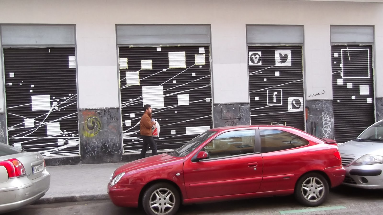 """mural"", ""ISDI"", ""Liquitex"", ""street art"", ""arte urbano"", ""le frère"", ""Madrid"""