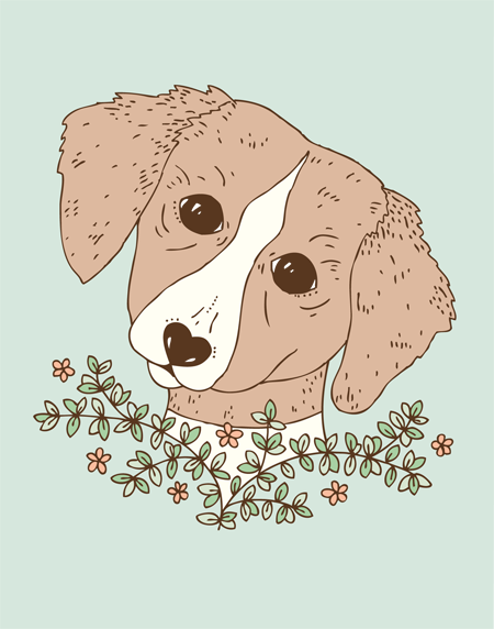 Emma Margaret Illustration
