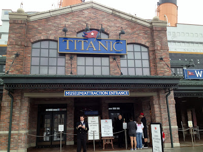 Titanic Museum Pigeon Forge, TN