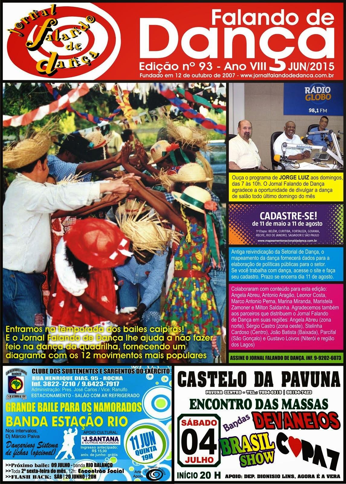 Leia on line a ed 93 (Junho/2015)