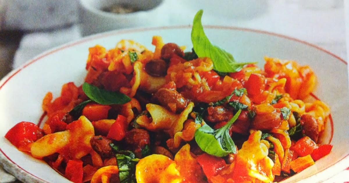 Slimming World Recipes: Slimming World - Italian Bean Stew