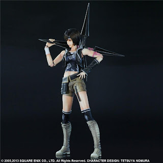 Square Enix Play Arts Kai Final Fantasy VII Advent Children Yuffie Figure