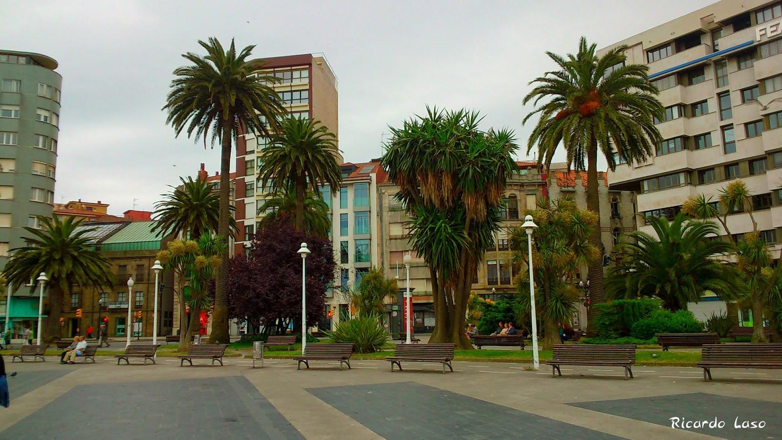 Asturias gij n for Jardines de la reina gijon