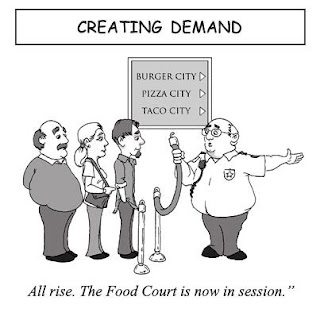 elasticity of demand for mcdonalds Calculating cross elasticity of demand cross elasticity of demand measures the quantity demanded of one good in response to a change in price of another investing.