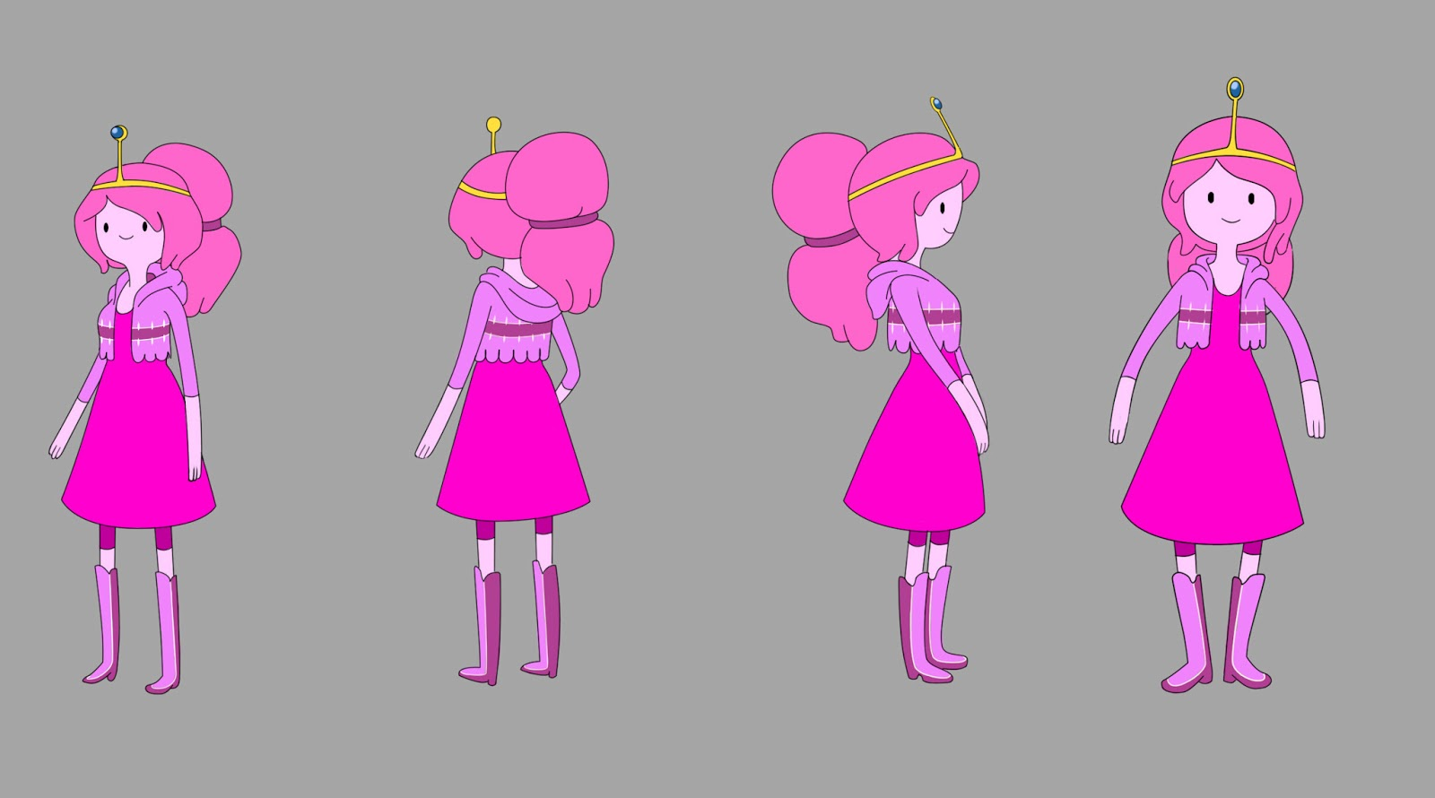 At Project Character Design Prince Gumball All That Jazz