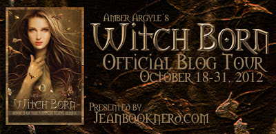 Witch Born Blog Tour