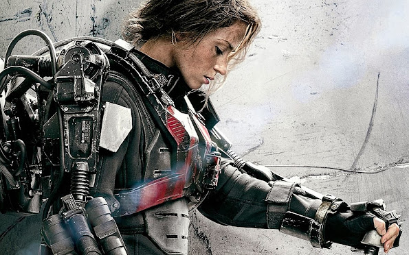 Edge of Tommorow Emily Blunt Movie 5r