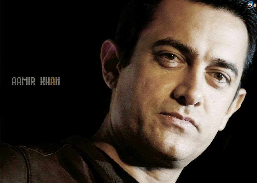 Aamir Khan Handsome HD Wallpapers Collection 2014