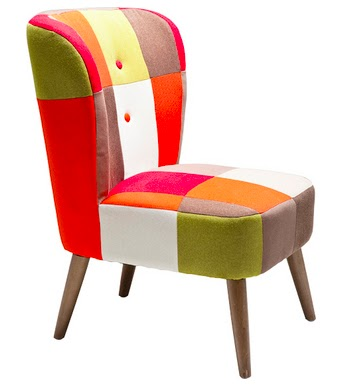 chez kar design fauteuil color vision d co by sofia. Black Bedroom Furniture Sets. Home Design Ideas