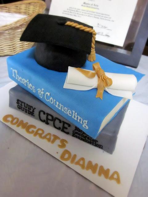 Graduation Book Cake Images : Darlin  Designs: July 2013