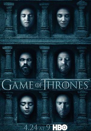 Baixar Game of Thrones Season 6 Poster 1 630x933 Game of Thrones S06E10 FINAL DA TEMPORADA HDTV XviD & RMVB Legendado ou Dublado Download