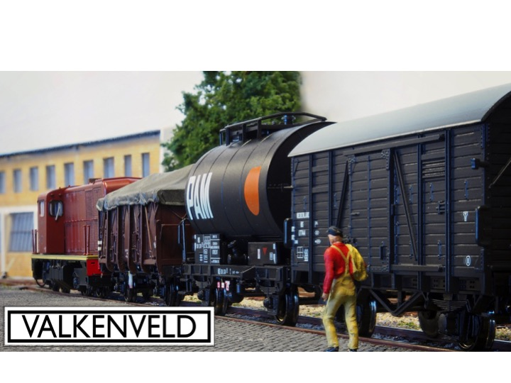 Valkenveld - Model Railroading in H0 and N scale