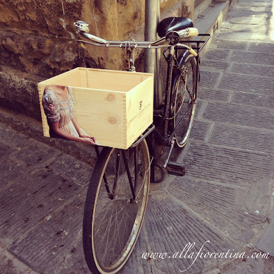 bicycles in florence