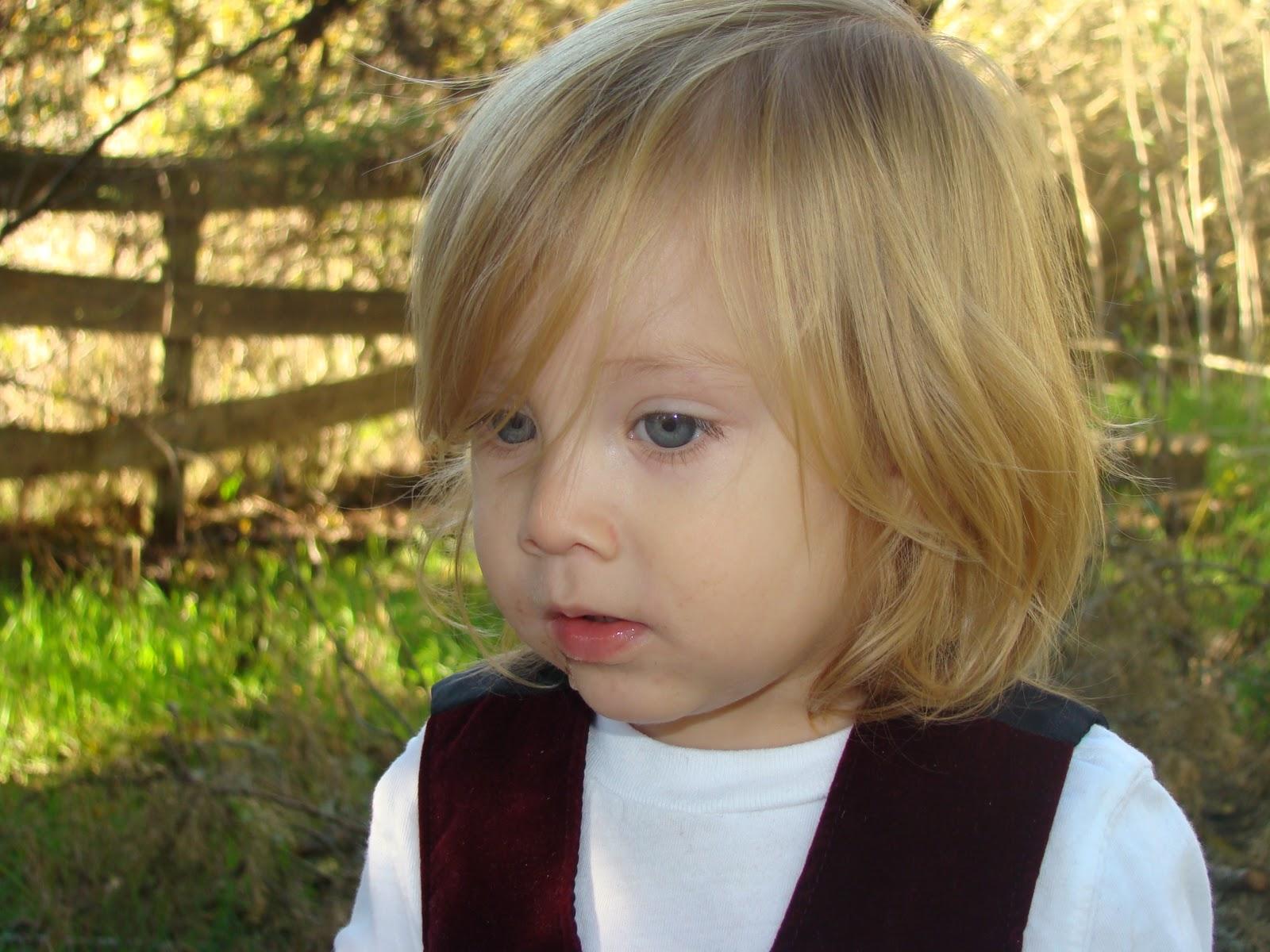 HAIR INK.: BOYS LONG STRAIGHT HAIR