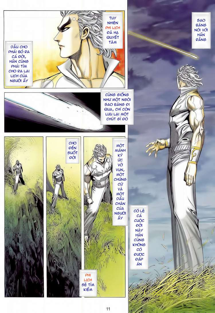 Võ Thần Phượng Hoàng chap 138 - Trang 11