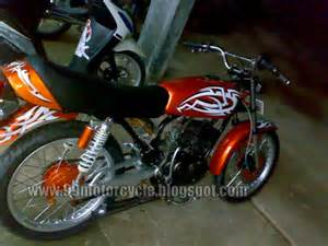 Gambar Modifikasi Motor King Cobra title=