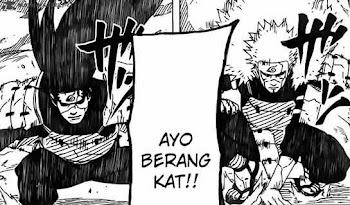 Komik Naruto Chapter 627 Bahasa Indonesia