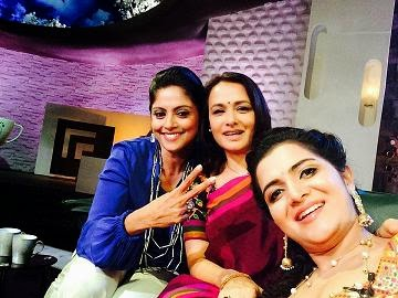 Koffee With DD Season 2 ,07-12-2014,Koffee With DD With Amala, Nadhiya and Suresh Today Program with DD, Vijay Tv, Watch Online Koffee With DD