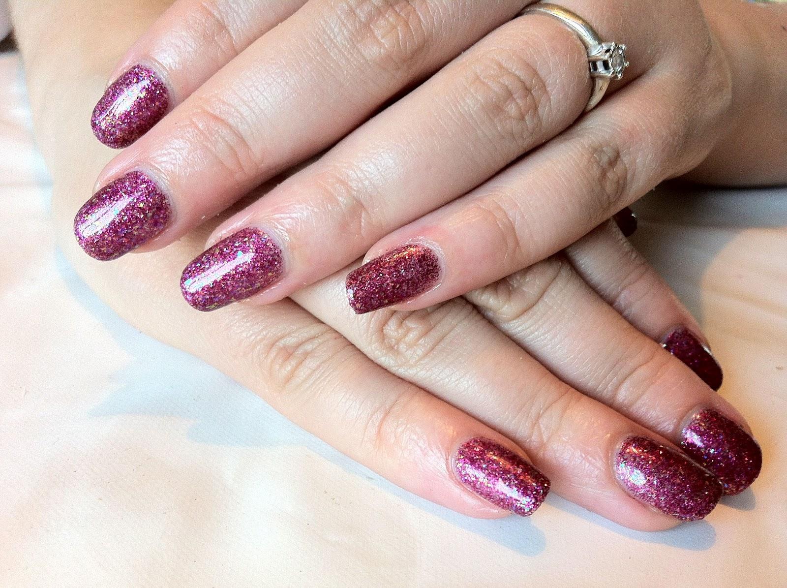 Brush up and polish up cnd shellac rockstar nails cnd shellac rockstar nails prinsesfo Image collections
