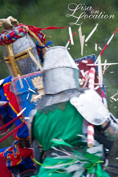 Texas Renaissance Festival 2012, joust. Canon 7D. Canon FD 500mm f/8 reflex mirror lens. Lisa On Location photography, New Braunfels